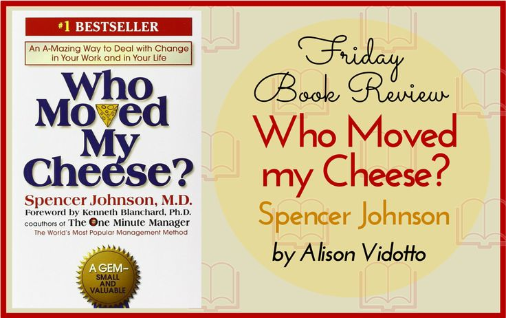 "This book is a short read with a great message. ""Change is coming, be prepared, be adaptive, grab it with both hands!'   http://www.pushbusinesstraining.com/book-review-who-moved-my-cheese-by-spencer-johnson/ #BookReview"