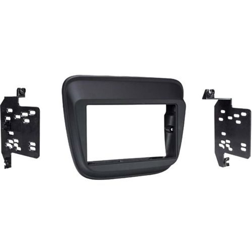 Metra - Dash Kit for Select 2016 Chevrolet Malibu Vehicles - Matte black