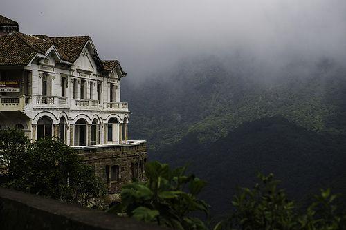 Hotel del Saltos, Colombia