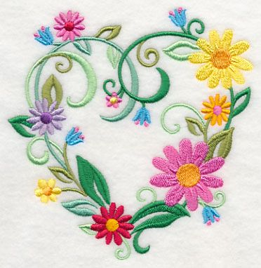 Machine Embroidery Designs at Embroidery Library! - Color Change - J7931