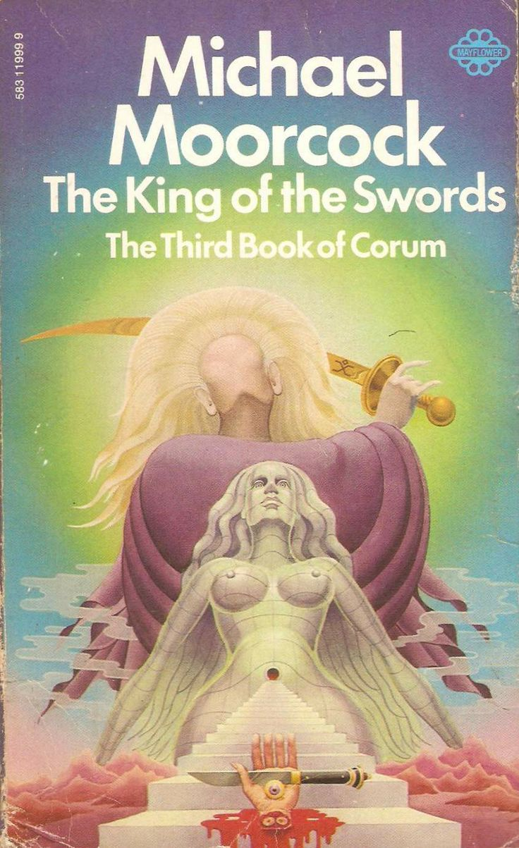 Michael Moorcock The King Of Swords