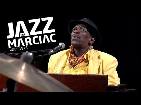 """Lucky Peterson """"Every Day I Have The Blues"""" @Jazz_in_Marciac 11 août 2016 - YouTube"""