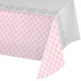 Baby Shower Supplies, Little Peanut Girl Tablecovers, Tableware