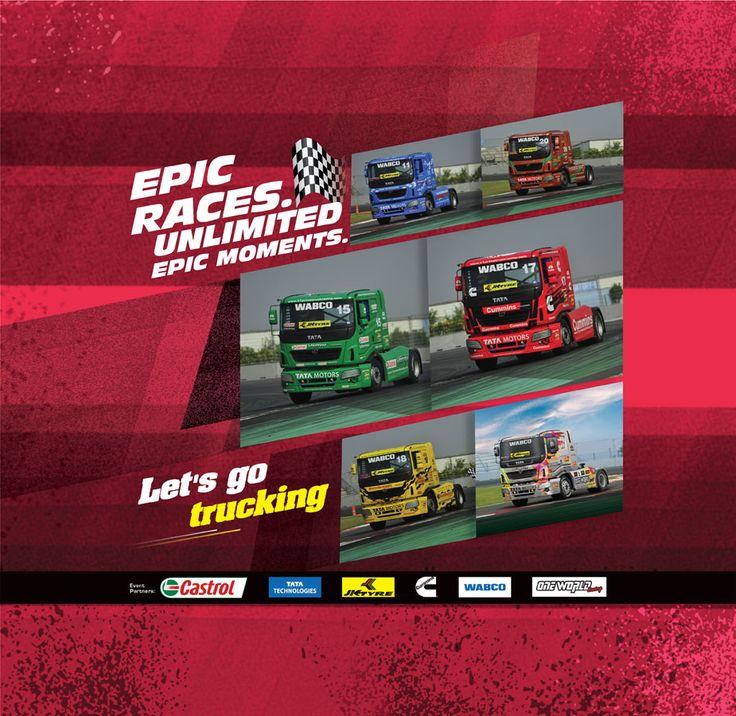 T1 Prima Truck Racing Championship in India Season 4 by Tata Motors