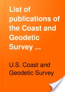 """List of Publications of the Coast and Geodetic Survey Available for Distribution"" - U.S. Coast and Geodetic Survey, 1908, 25"