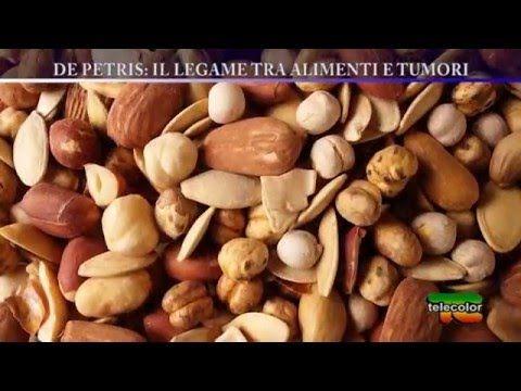 Speciale laboratorio salute: De Petris, il legame tra alimenti e tumore - 23.03.2016 - YouTube