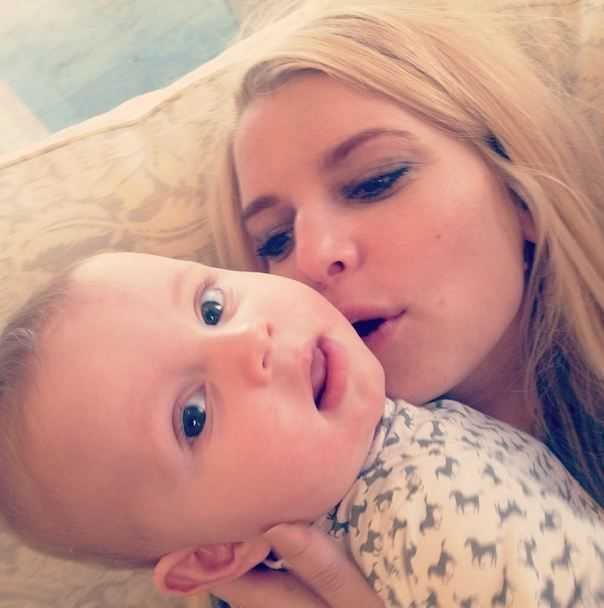 Click here for unbelievably adorable photos of Jessica Simpson's kids!