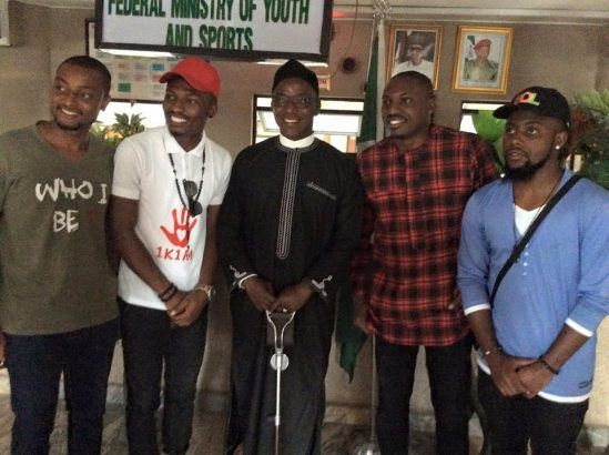 Big Brother Naija Winner, Efe Becomes Nigeria Youth Ambassador