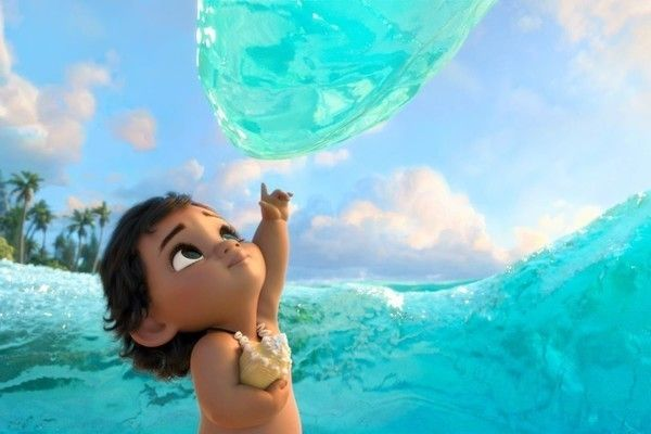 Which 'Moana' Character Are You? - You're welcome for this quiz! - Quiz
