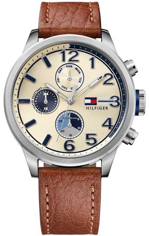 Reloj Tommy Hilfiger multifunción hombre 1791239