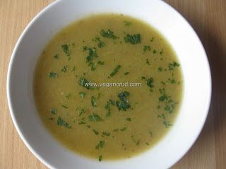 Retete vegane crude / raw vegan / retete vegane: Supa Hipocrate