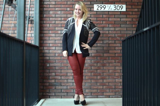 Outfit of the Day: somebody to love