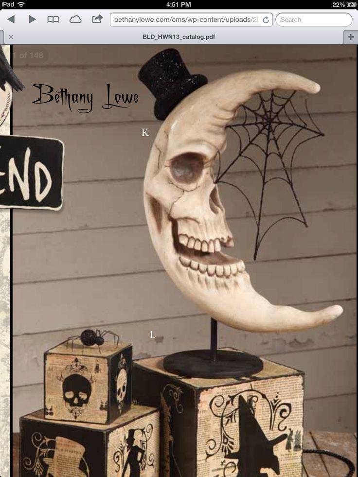 Love the web! Bethany Lowe Halloween 2013 Bethanylowe.com