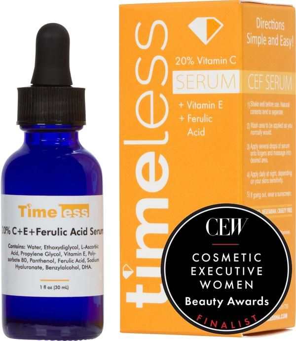 20% Vitamin C + E Ferulic Acid Serum 1 oz