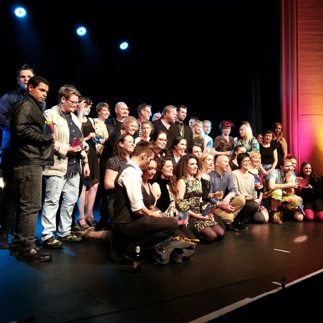 Congratulations to all the Melbourne Fringe Award winners! Thanks for an amazing Festival. #fringeclub #mfringe