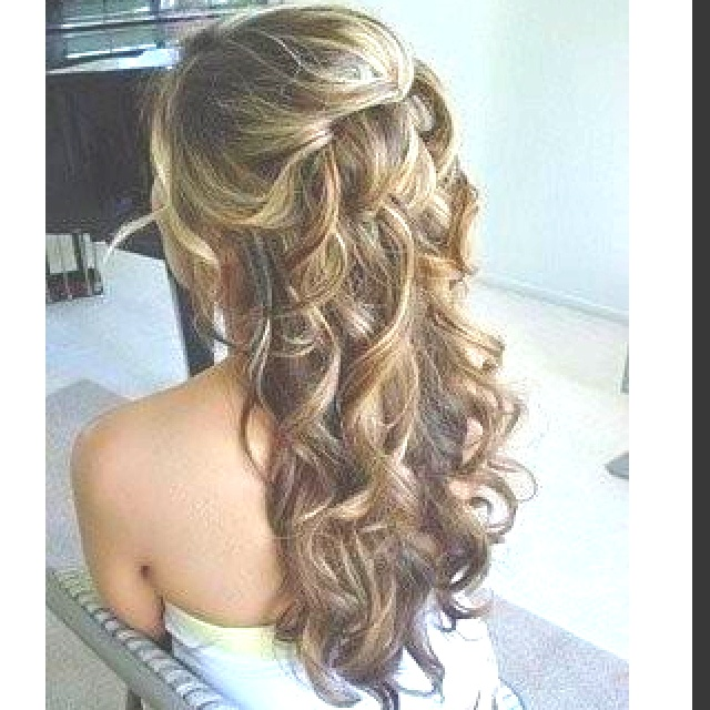 166 Best Prom Hair Styles And Dresses Images On Pinterest