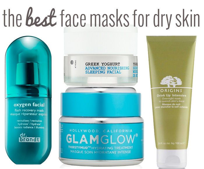 Can you Best dry skin face mask only reserve