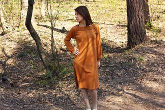 платье с плетением