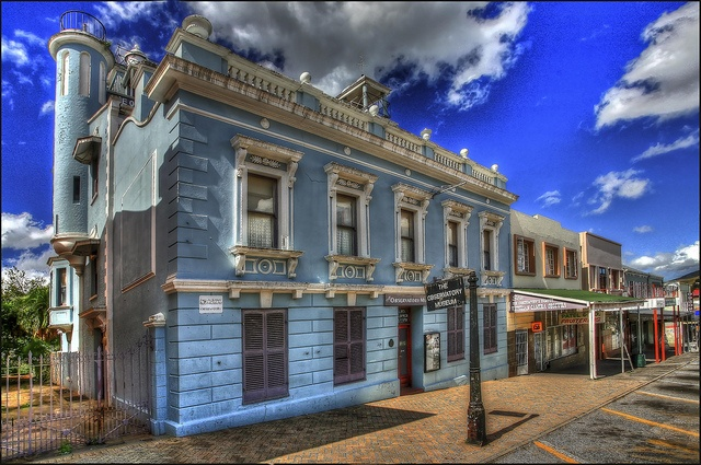 Grahamstown, South Africa - Observatory Museum, a member of the Albany Museum Complex and home to the amazing Camera Obscura... amongst many other things!