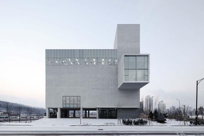 RW Concrete Church
