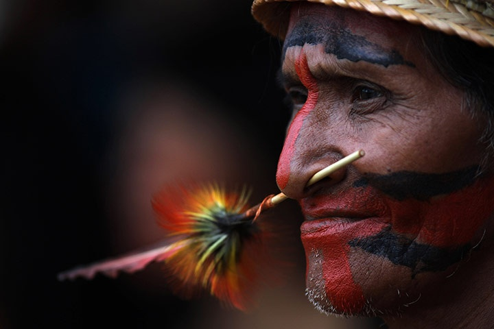 XI indigenous games in Brazil