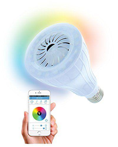 BAYIT HOME AUTOMATION BH1803 Beat Bulb LED Light Speaker ... https://www.amazon.com/dp/B00Y16I556/ref=cm_sw_r_pi_dp_z2Iyxb9EJMMQ5