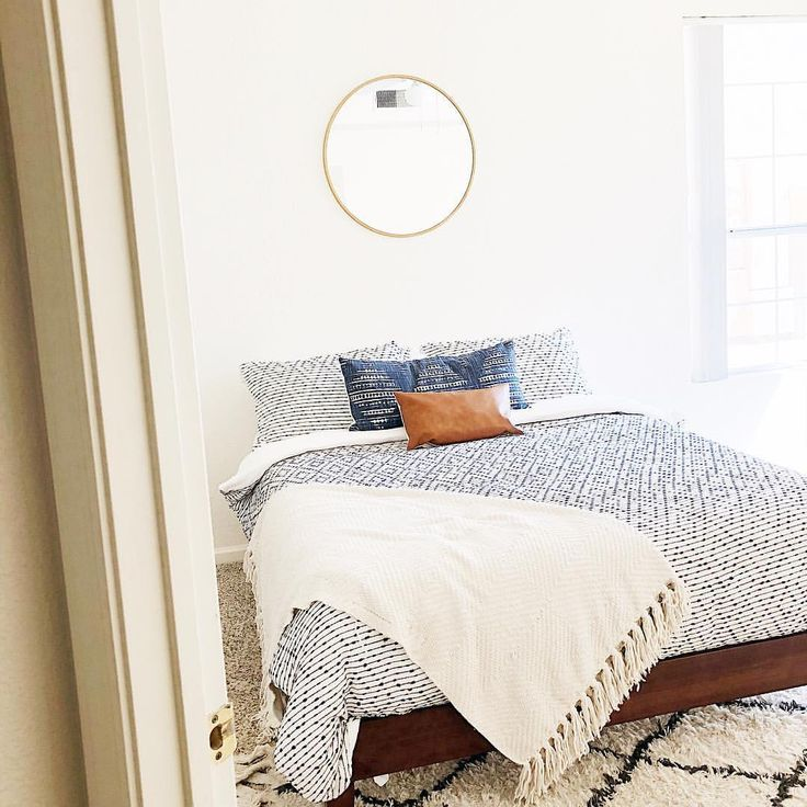 """The Pinterest Proven Formula For The Ultimate Cozy Bedroom: """"I'm Never Gonna Leave This Bed."""" -Adam Levine And Also Me"""