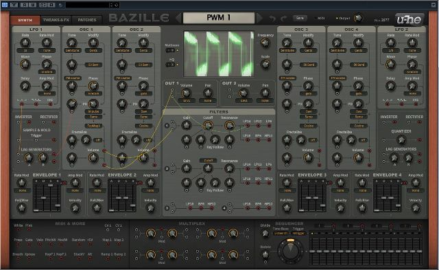 U-HE Bazille – Gearjunkies review | Gearjunkies.com