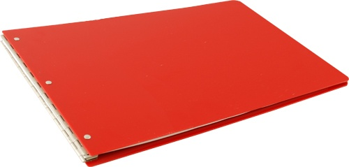 11x17 Acrylic Screw Post Binder $44.10