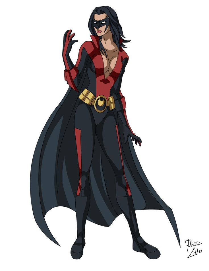 Superhero Character Design Ideas : Scarlet lark oc commission by phil cho viantart on