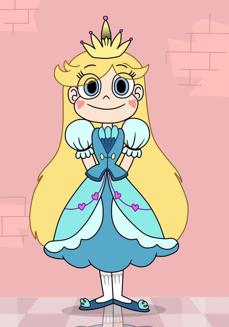 Princess Star Butterfly by Dark-Machbot