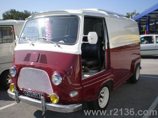 Renault estafette trucks pinterest for Interieur estafette