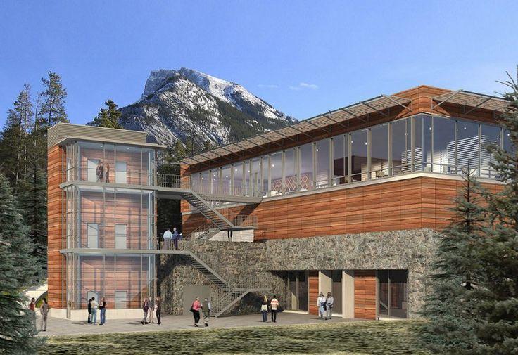 The Banff Centre in Alberta, Banff, Canada