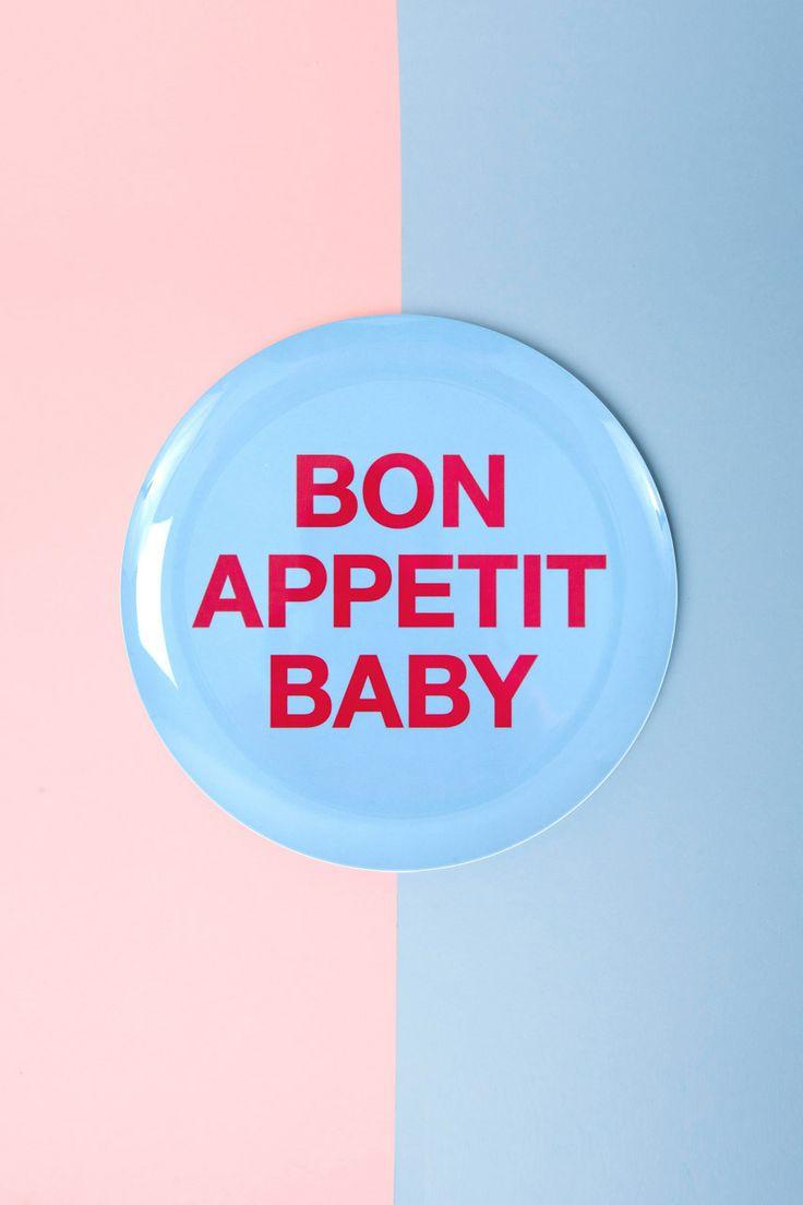 Chip Chop! - BON APPETIT Plate, $24.95 (http://www.chipchop.com.au/bon-appetit-plate/)