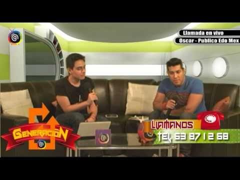 ▶ Generación G ¿Tú, Yo y mi Novio? CanalG Televisión Parte 7 - YouTube