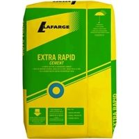 Lafarge Blue Circle Mastercrete Rapid Cement 25Kg