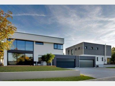 Ber ideen zu flachdach auf pinterest for Architektenhaus flachdach