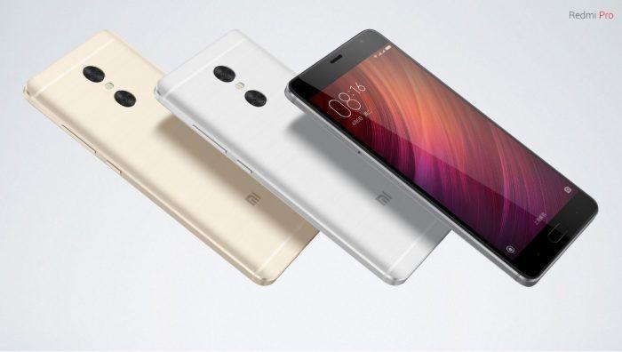 Redmi Pro: Το νέο δεκαπύρηνο smartphone της Xiaomi - http://secn.ws/2ax1Eoz -       Το Xiaomi Redmi Pro διαθέτει πλήρες μεταλλικό σώμα και Full HD οθόνη OLED5,5 ιντσών, η οποία καλύπτεται από γυαλί 2.5D. Η συσκευή διαθέτει επίσηςένα scanner δακτυλικών αποτυπωμάτων στο μπροστινό μέρος, το οποίοείναι �
