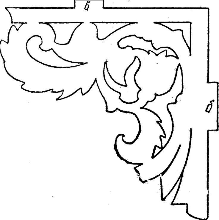 Лобзик чертежи картинки