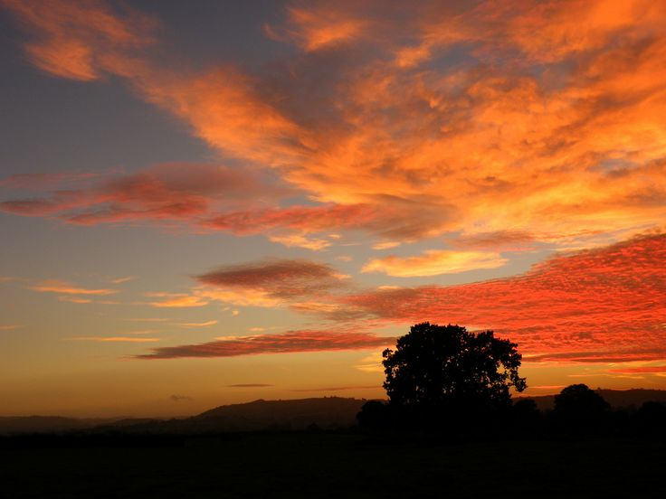 https://flic.kr/p/MEevRA | Sunset clouds
