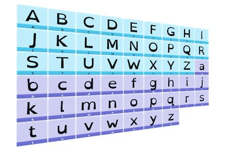 Free OpenSource Dyslexia Font - OpenDyslexic