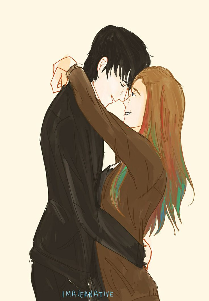 Anubis and Sadie -The Kane Chronicles Ship ship ship ship!! I am Sadie Knae, that is official