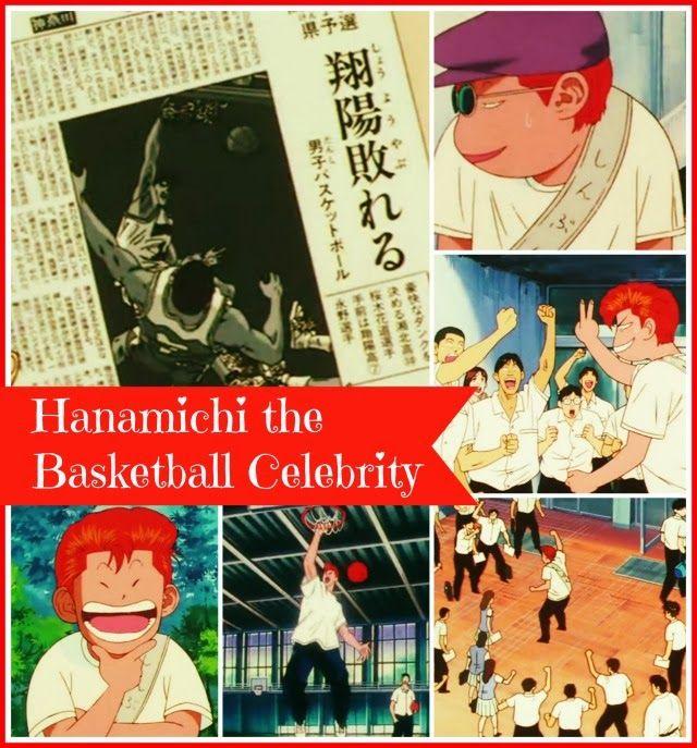 Slam Dunk English Dubbed Episode 47 | Basketman Sakuragi | Hanamichi the basketball celebrity in newspapers