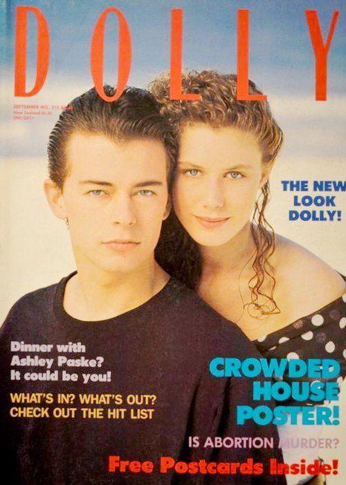 Dolly Magazine (Australia) | September 1988 Cover