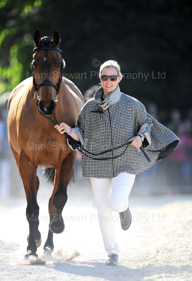 markstewartphotographyltd:  Zara Tindall and High Kingdom pass the first horse inspection at the Mitsubishi Motors Badminton horse Trials 2016. @ Copyright 2016 Mark Stewart Photography Ltd. All rights reserved.