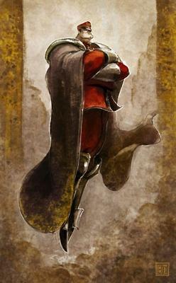 M. Bison (Vega) - Street Fighter