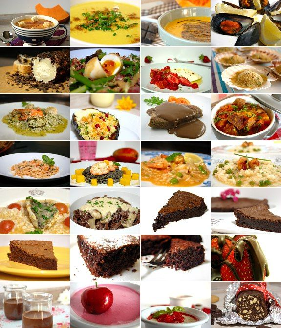Cinco Quartos de Laranja: 28 ideias para o menu do Dia dos Namorados