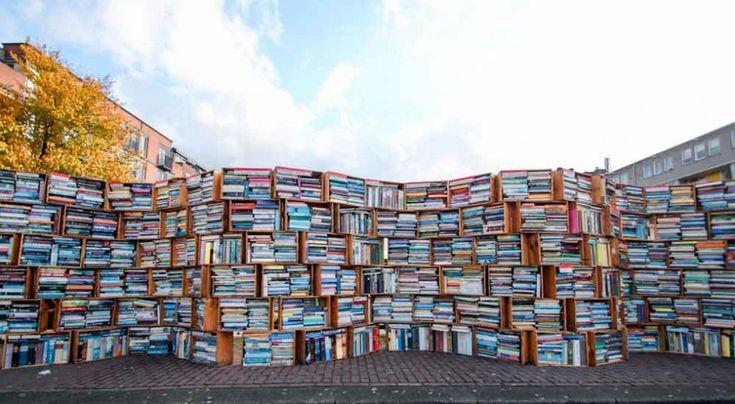 """Luoghi speciali (e """"librerie"""") per leggere all'aperto: oltre al parco c'è di più - Gallery - Il Libraio"""