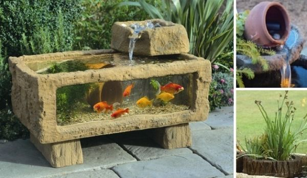 Awesome Outdoors Aquarium | Home Design, Garden  Architecture Blog Magazine
