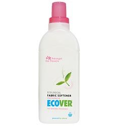 Ecover Concentrated Fabric Softener 750mlPersonal Benefits:  - fresh perfume from plant based ingredients - naturally softens and freshens your laundry - makes ironing easier - no residue of unnecessary chemicals -